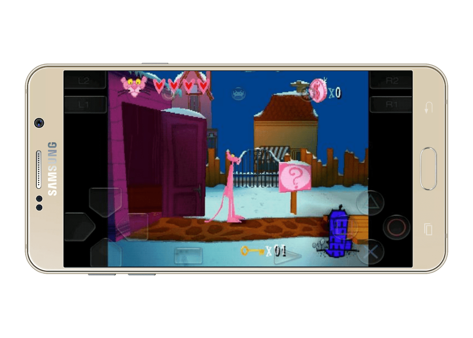 Download the original Pink Panther game for Android and PC from MediaFire