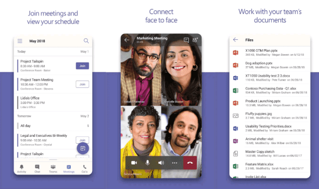 Download microsoft teams for free chat and remote collaboration